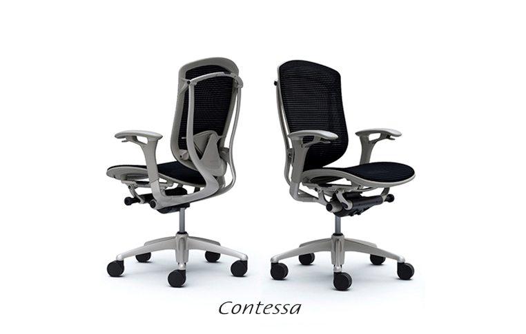 Кресла для руководителя: купить Кресло Okamura Contessa - 13