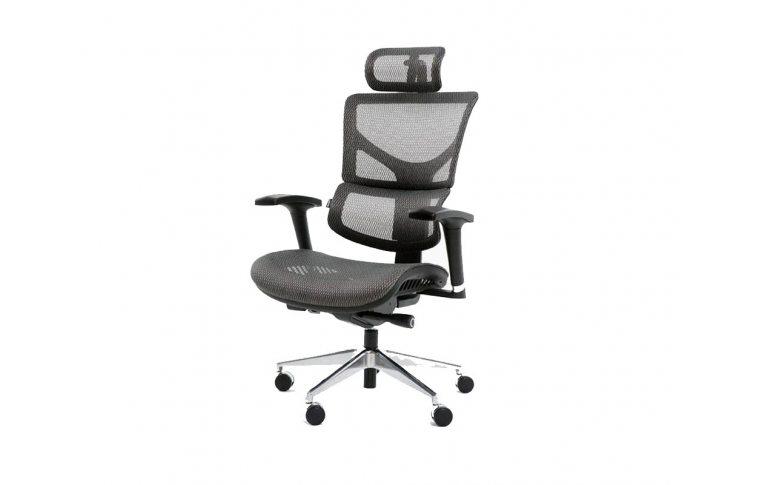 Кресла для руководителя: купить Кресло Expert Sail черный - 1