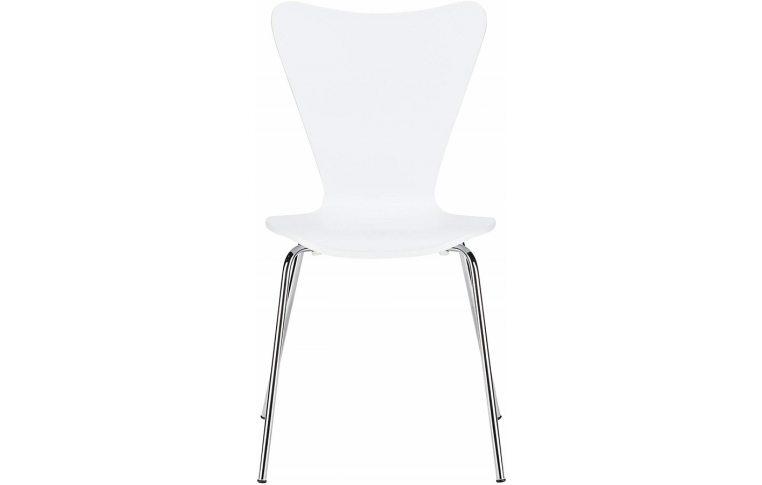 Кухонные стулья: купить Стул Ант, гнутая фанера, белый - 5