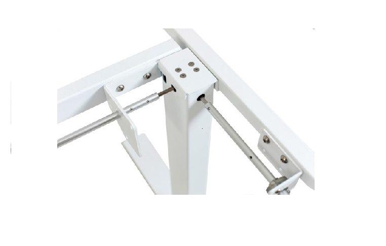 Эргономичные столы: купить Стол с механической регулировкой высоты MT-4 Richman - 4