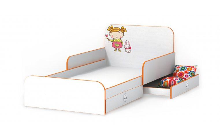 Детская мебель: купить Детская Мандаринка (Mandarin) LuxeStudio - 3