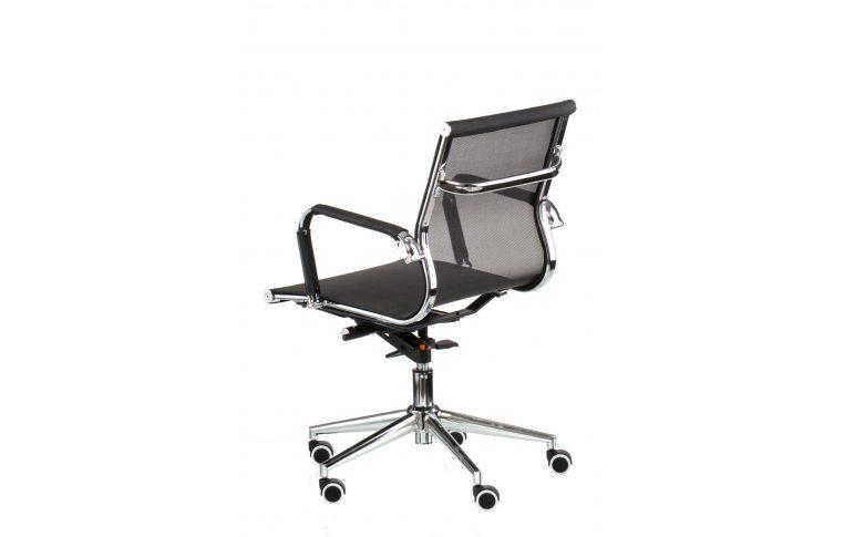 Офисные кресла: купить Кресло Solano 3 mesh black - 5