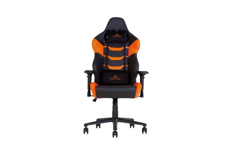 Игровые кресла: купить Кресло для геймеров Hexter pc r4d Tilt mb70 Eco/02 Black/Orange - 4