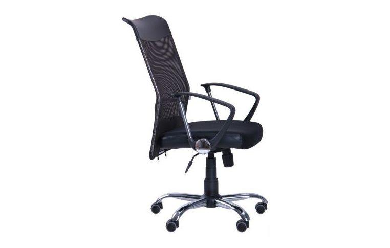 Кресла для руководителя: купить Кресло Аеро HB Line сетка черный - 2