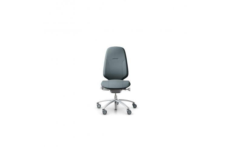Кресла для руководителя: купить Кресло Rh Mereo 300 Silver Grey - 5