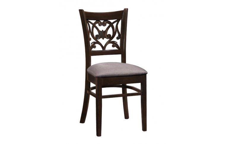 Кухонная мебель: купить Стул Фердинанд (венге) Domini - 1
