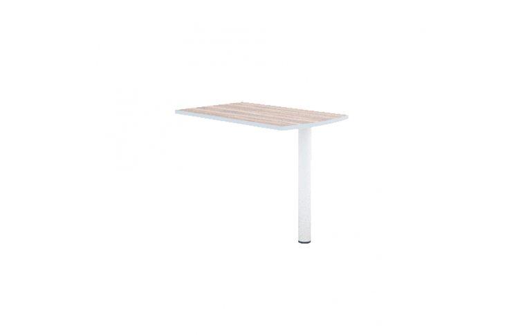 """Мебель для руководителя: купить Кабинет """"ЗЕБРАНО"""" З-010 стол приставной - 1"""
