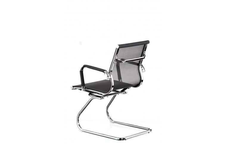 Конференц кресла и стулья: купить Стул Solano office mesh black - 3