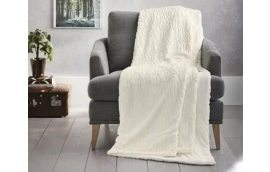 Плед Fellpecke Fur Blanket 3881 Ibena