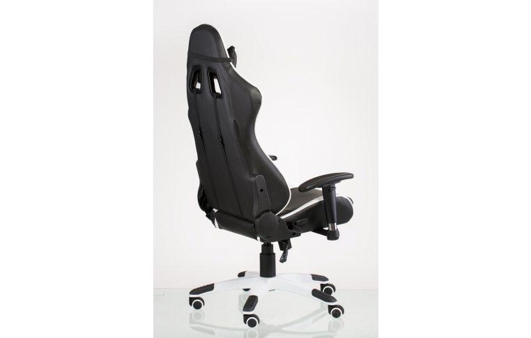 Офисные кресла: купить Кресло ExtremeRace black/white - 6