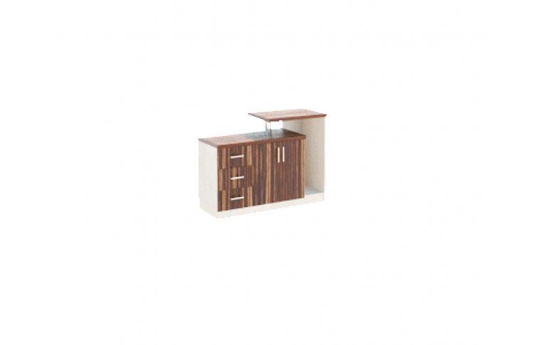 """Мебель для руководителя: купить Кабинет """"Зебрано"""" З-102 тумба сервисная - 1"""