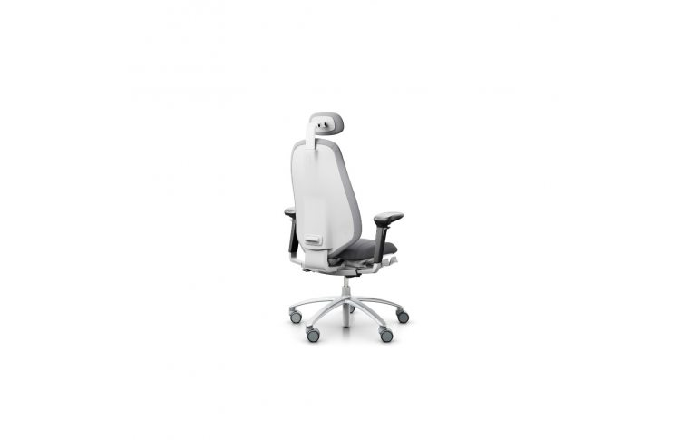 Кресла для руководителя: купить Кресло Rh Mereo 300 Silver Grey - 3