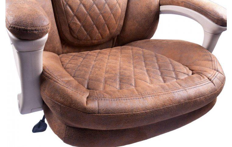 Кресла для руководителя: купить Кресло Barsky Soft Arm Leo SFbg-01 - 3