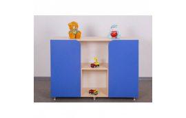 Мебель для детского сада: купить Секция двухдверная Вариант 1 -
