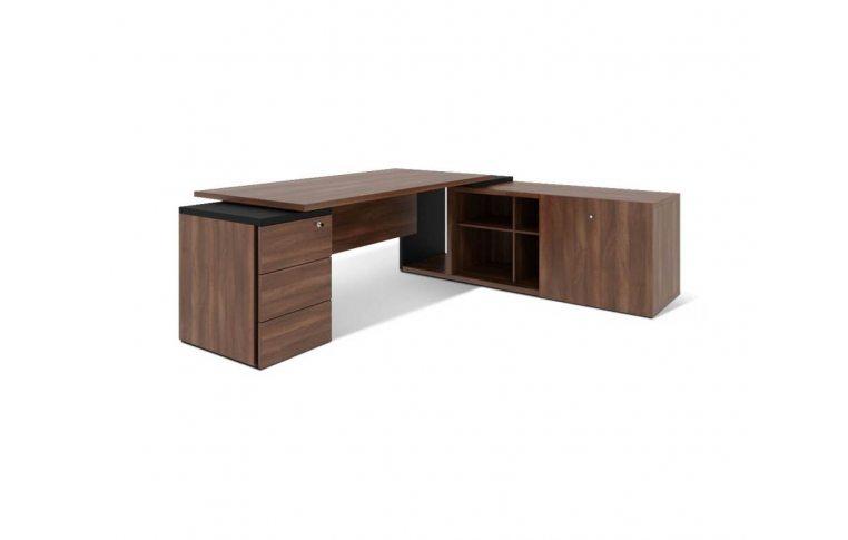 Письменные столы: купить Стол письменный Глосс G1.11.20 M-Concept - 1
