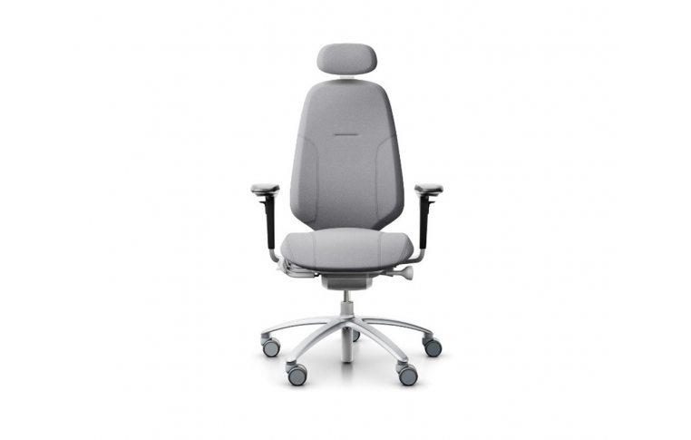 Кресла для руководителя: купить Кресло Rh Mereo 300 Silver Grey - 1