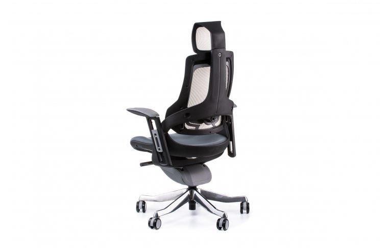 Кресла для руководителя: купить Кресло WAU SLATEGREY FABRIC - 4