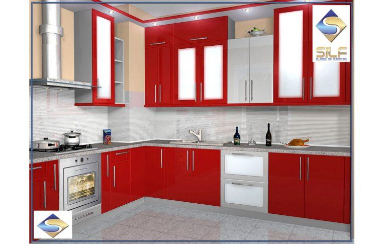 Кухонная мебель: купить Кухня под заказ София Сильф - 1