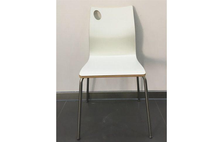 Кухонные стулья: купить Стул Хорека-W, гнутая фанера, белый - 2
