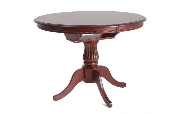 Кухонные столы: купить Стол Анжелика V 1060 Каштан Domini - 1