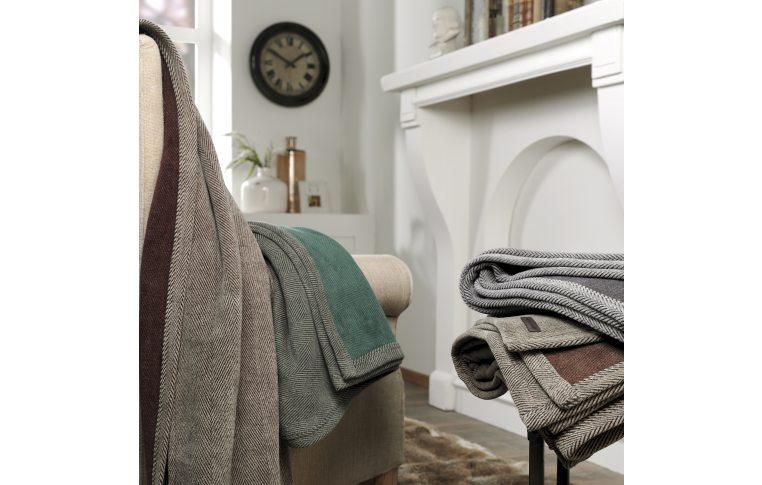 Декор для дома: купить Плед Jacquard Decke Aberdeen 2020 - 1