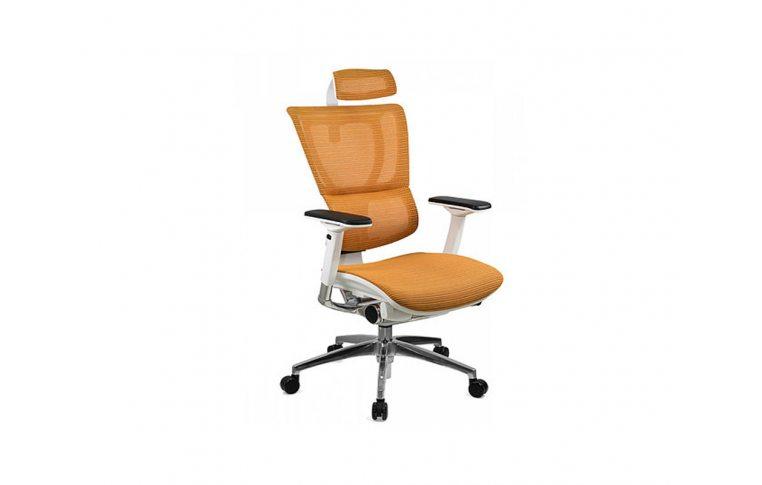 Кресла для руководителя: купить Кресло Mirus-IOO-Orange - 1