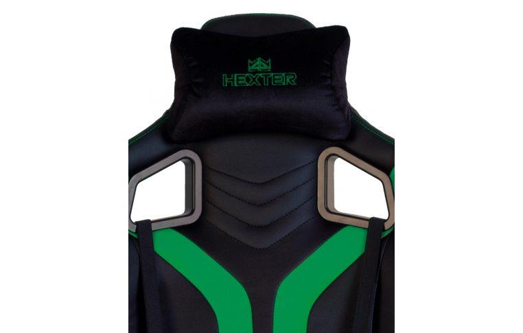 Игровые кресла: купить Кресло для геймеров Hexter Pro r4d Tilt mb70 Eco/03 Black/Green - 6