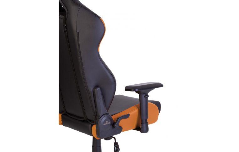 Игровые кресла: купить Кресло для геймеров Hexter pc r4d Tilt mb70 Eco/02 Black/Orange - 8