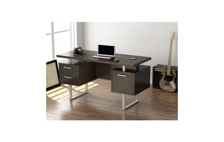 Письменные столы: купить Стол Рустер L-81 - 1