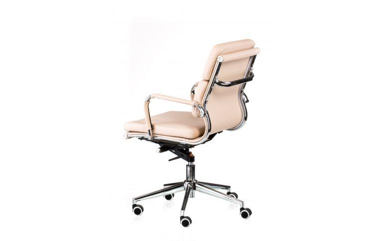 Офисные кресла: купить Кресло Solano 3 artleather beige - 5