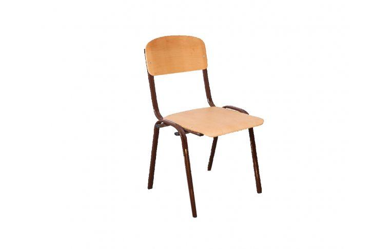 Школьные стулья: купить Стул ученический ISO (из плоскоовальной трубы) - 1