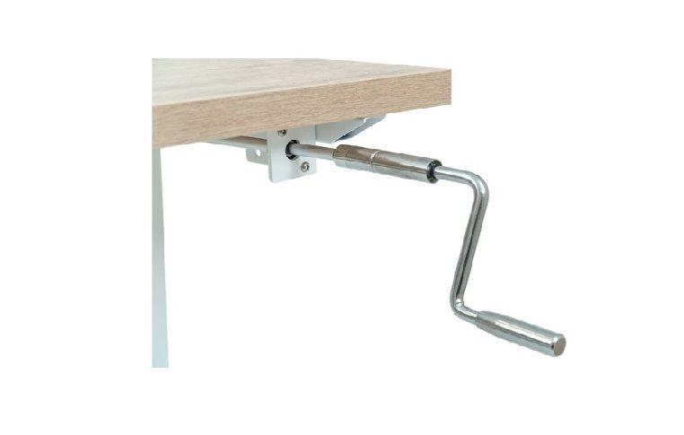 Эргономичные столы: купить Стол с механической регулировкой высоты MT-4 Richman - 6