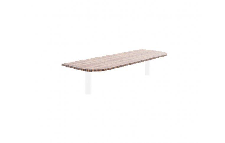 """Офисная мебель: купить Кабинет """"Зебрано"""" ЗК-001 карниз - 1"""