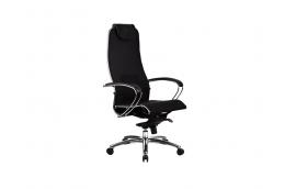Кресло Samurai S-1.02 черный плюс