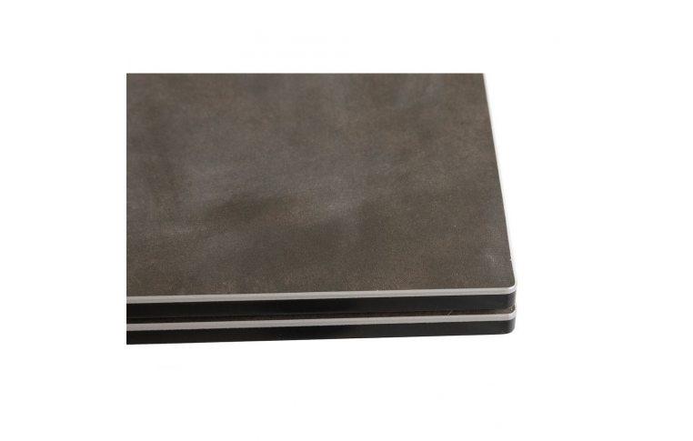 Кухонные столы: купить Стол Ajax керамика чёрный Nicolas - 3