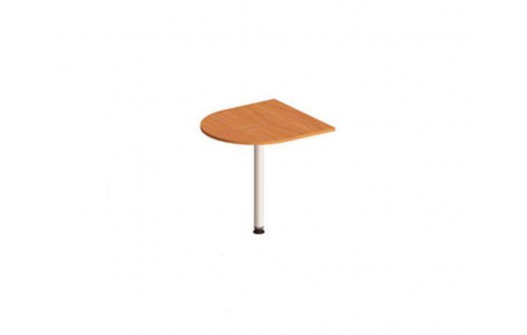 """Мебель для руководителя: купить Кабинет """"Титан"""" Т-010 Стол приставной - 3"""