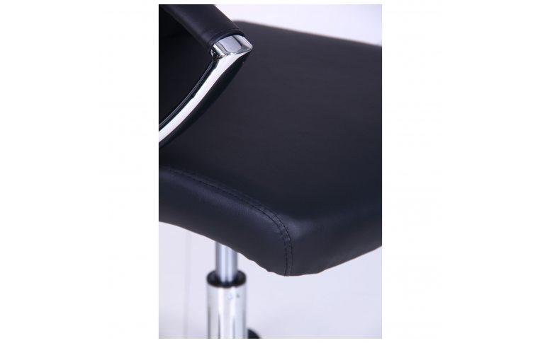 Кресла для руководителя: купить Кресло Jet HB XH-637 черный AMF - 4