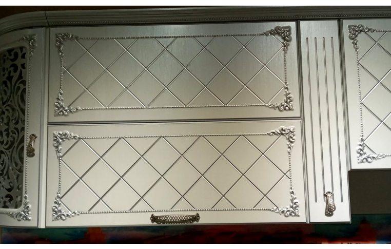Кухонная мебель: купить Кухня Селена Сильф - 4