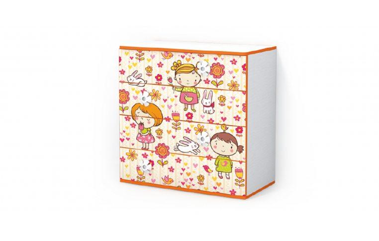 Детская мебель: купить Детская Мандаринка (Mandarin) LuxeStudio - 2