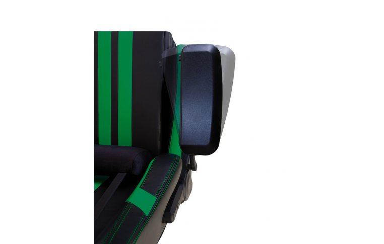 Игровые кресла: купить Кресло для геймеров Hexter Pro r4d Tilt mb70 Eco/03 Black/Green - 10