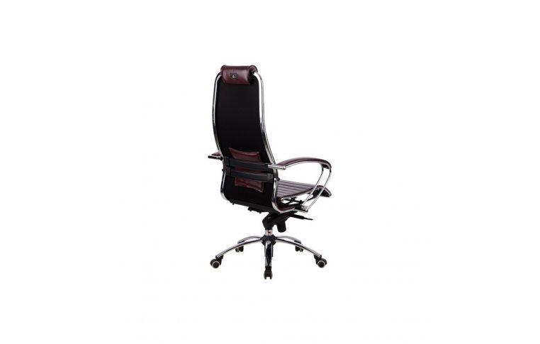 Кресла для руководителя: купить Кресло Samurai K1 Bordo - 4