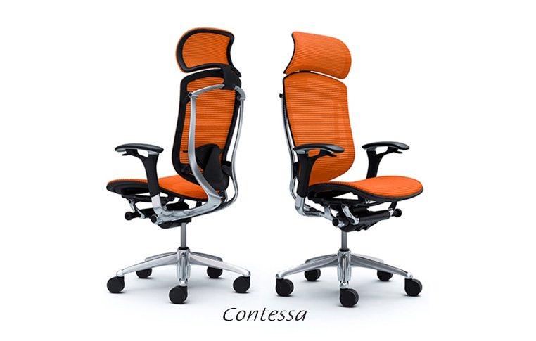 Кресла для руководителя: купить Кресло Okamura Contessa - 8