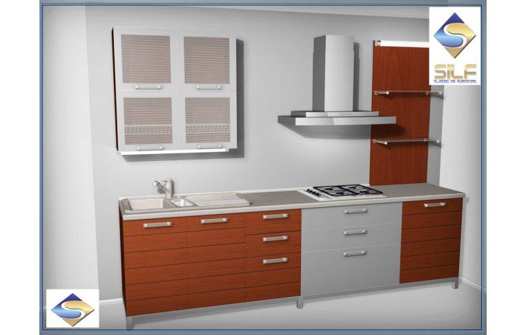 Кухни на заказ: купить Кухня под заказ Индира Сильф - 1