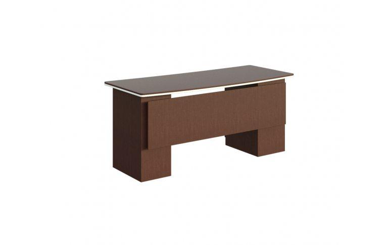 """Мебель для руководителя: купить Кабинет """"Ньюмен"""" стол руководителя (золотой дуб) - 1"""
