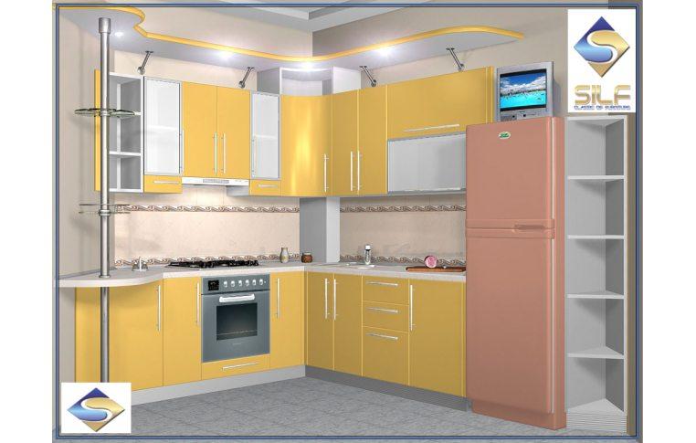 Кухни на заказ: купить Кухня под заказ Реджина Сильф - 1