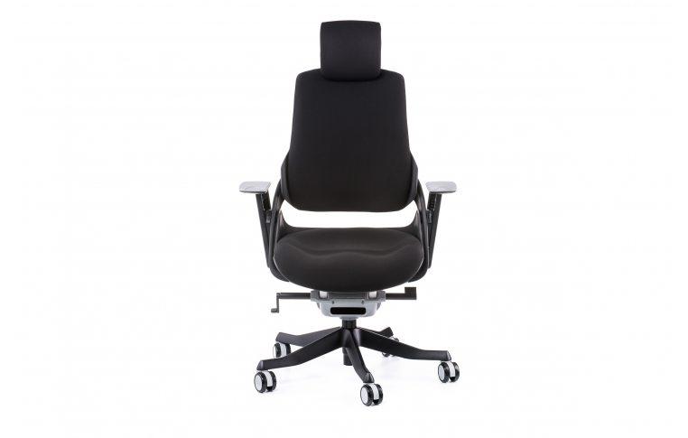 Офисные кресла: купить Кресло WAU BLACK FABRIC - 2