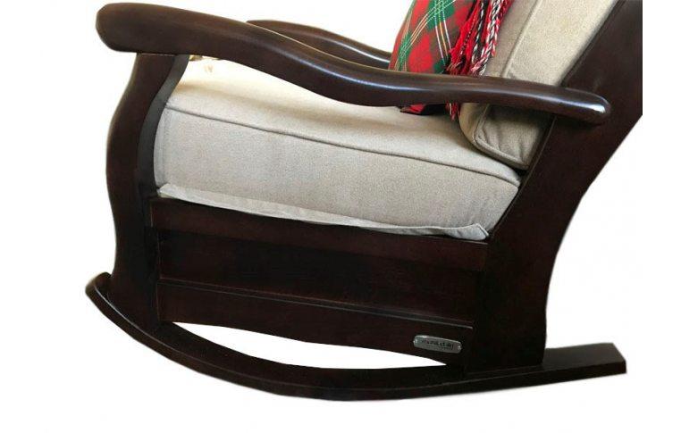 Мягкая мебель: купить Кресло-качалка Рома (Roma) - 2