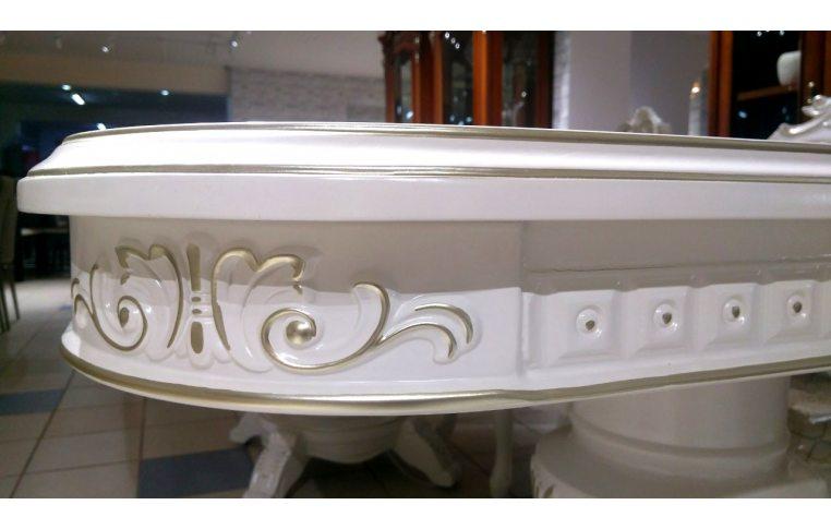 Кухонные столы: купить Стол DM-P22 белый - 4