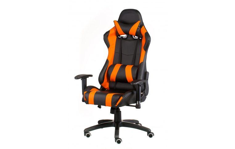 Геймерские кресла: купить Кресло ExtremeRace black/orange - 1
