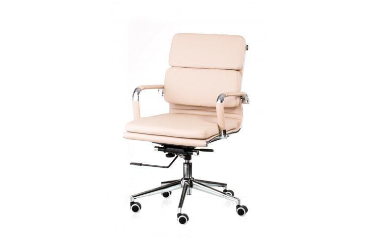 Офисные кресла: купить Кресло Solano 3 artleather beige - 1